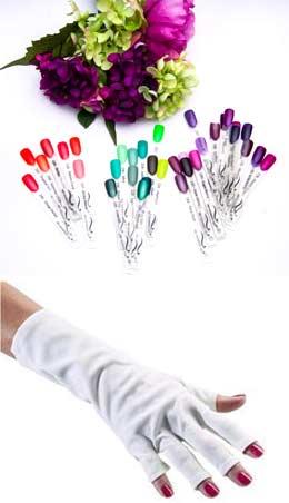 гель лак для ногтей — вреден или нет