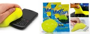 Гель для чистки клавиатуры и техники Magic cleaner