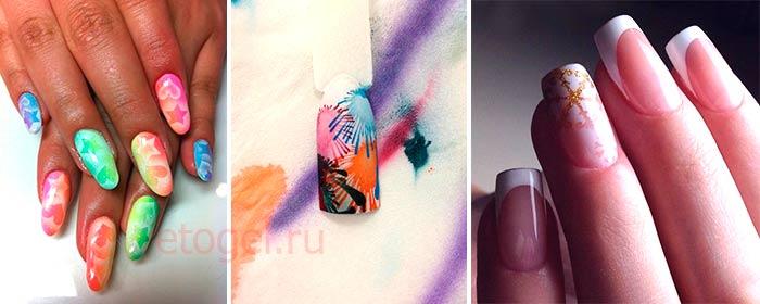 Как подобрать аэрограф для рисования на ногтях
