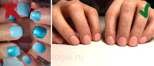 Стоит ли делать квадратный маникюр на очень короткие ногти