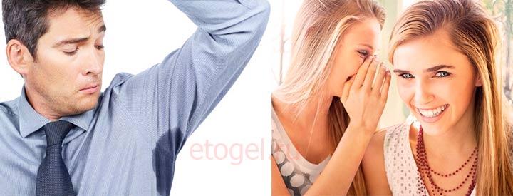 Как пользоваться дезодорантом Алгель