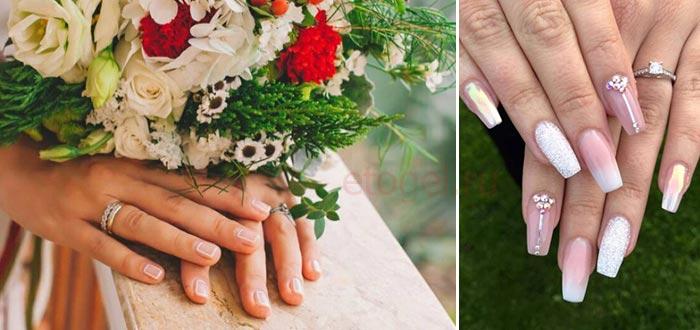 Какой выбрать маникюр для невесты