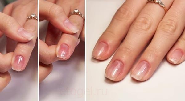 Как правильно делать блики на ногтях