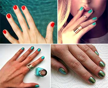 Гель на короткие ногти фото дизайн
