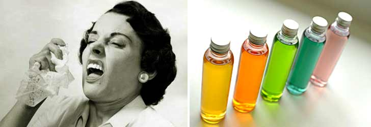 аллергия на гель для душа симптомы отзывы
