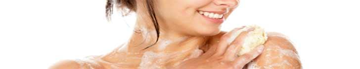 Гель для душа для кожи склонной к аллергии