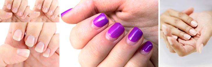 Технология укрепления ногтей гелем