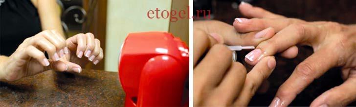 Гель-пудра для ногтей SNS