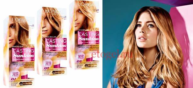 Как действует осветляющий гель для волос