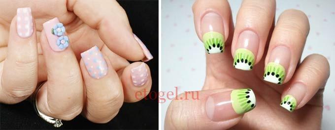Дизайн ногтей фото для беременных