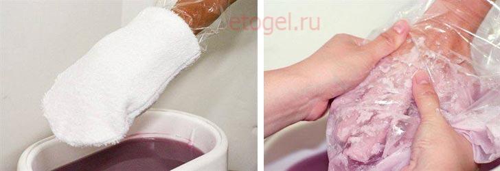 Лечение ногтей после лака