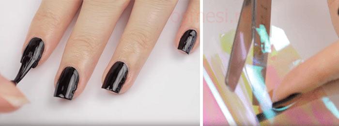 Правильная форма ногтей. Фото и видео: Как подпилить