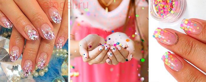 Самые красивые длинные ногти дизайн 2017-2018