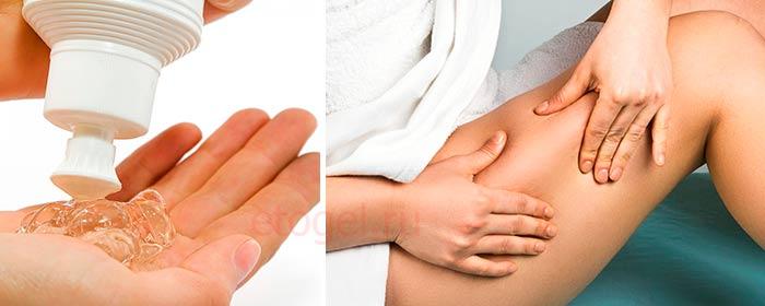Почему стоит выбрать именно гель для массажа
