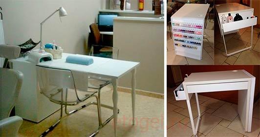 Маникюрный стол для новичка
