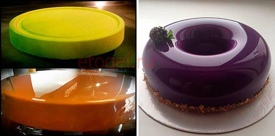 декор-гель для тортов