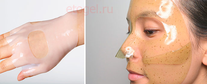 Почему гидрогелевые маски лучше тканевых