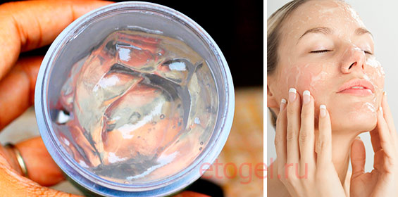 Почему стоит использовать увлажняющие гелевые маски