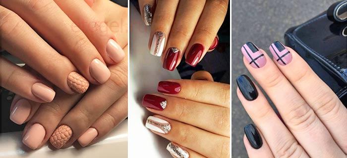Как красить ногти гель-краской