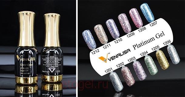 Canni Nail Art Venalisa Platinum