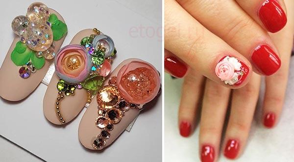 Леденцы для дизайна ногтей